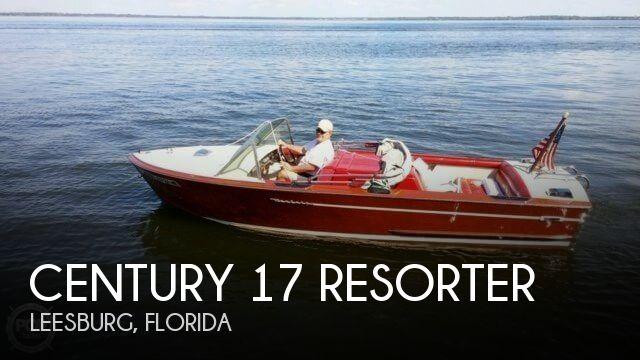 1968 Century 17 Resorter