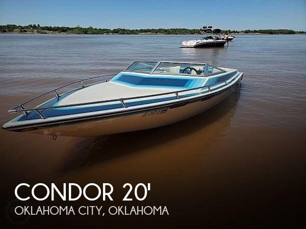 1988 Condor Super Cruiser 20-42'