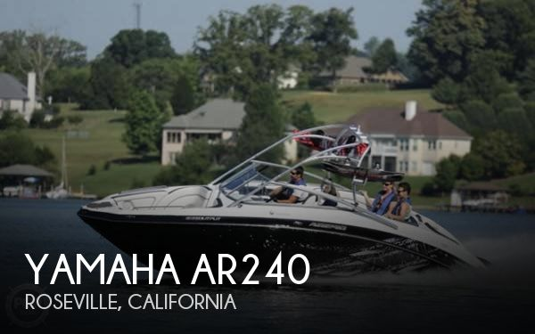 2013 Yamaha AR240 High Output