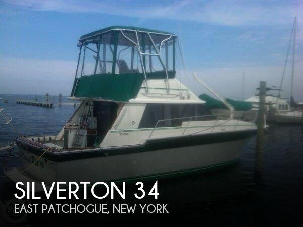1984 Silverton 34
