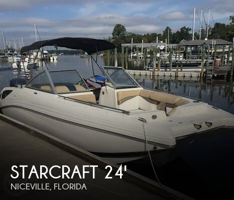 2015 Starcraft 250 OB SCX