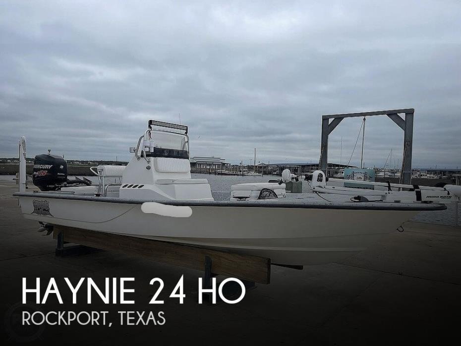 2014 Haynie 24 HO