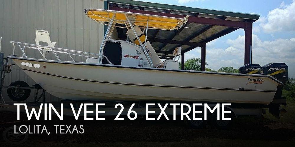 2003 Twin Vee 26 Extreme