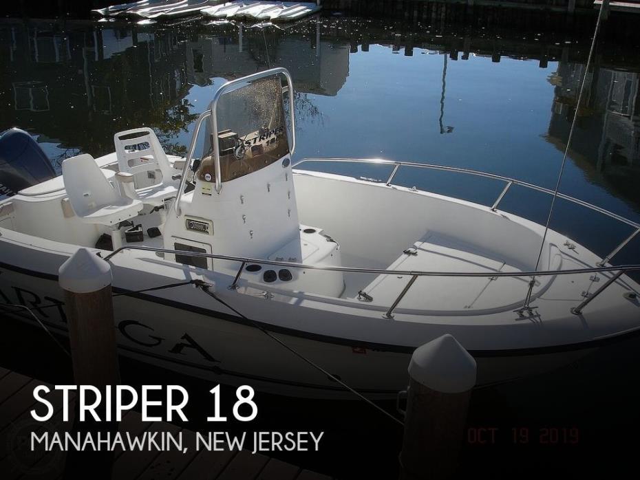 2005 Seaswirl 1851 Striper