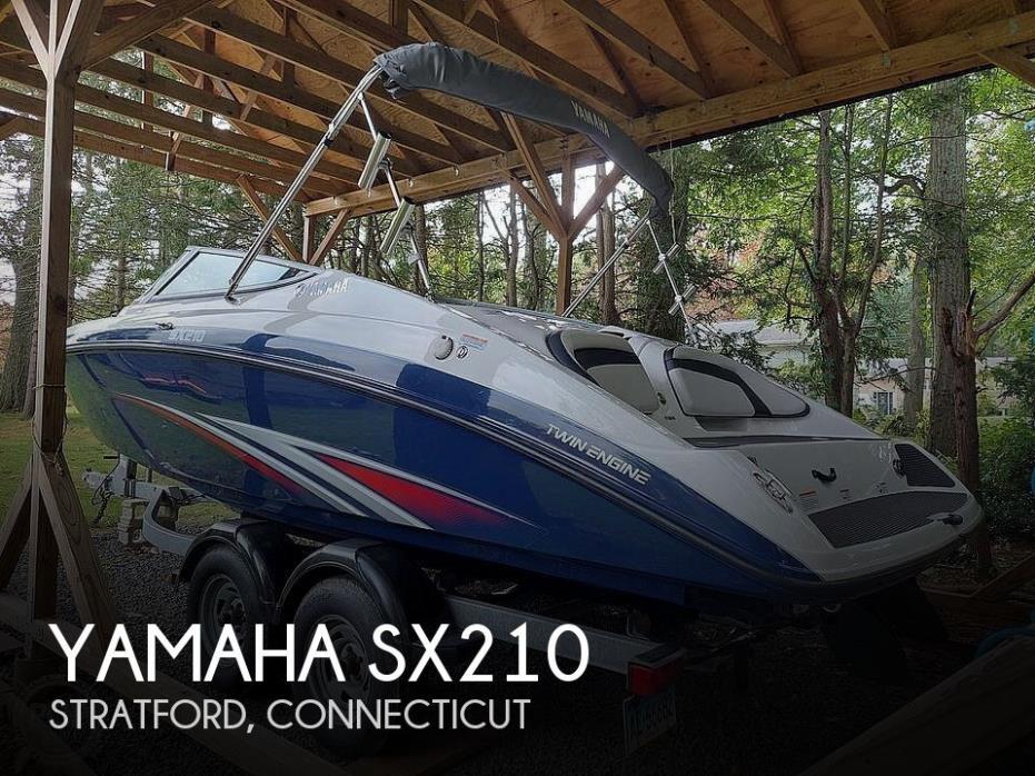 2015 Yamaha SX210