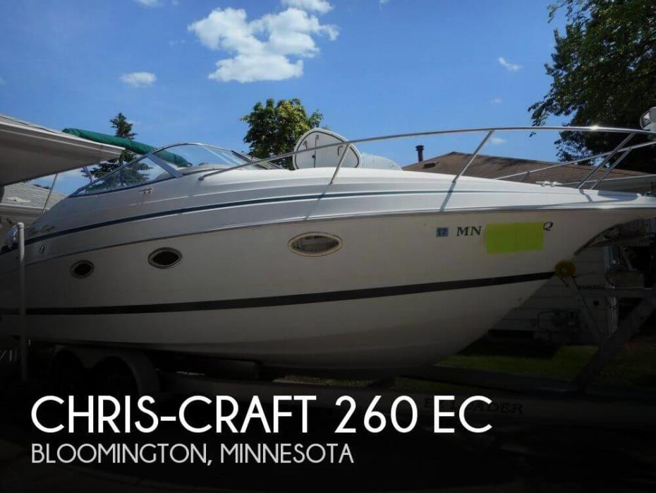 1999 Chris-Craft 260 EC