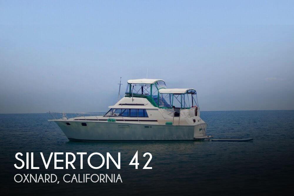 1982 Silverton 42