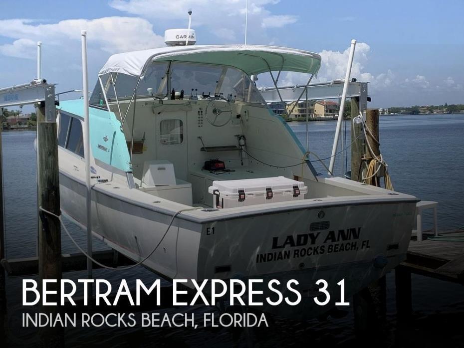 1964 Bertram Express 31
