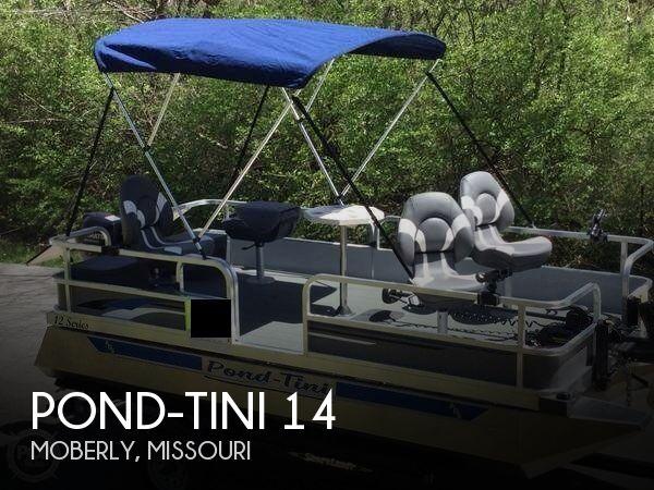 2018 Pond-Tini 12 Series