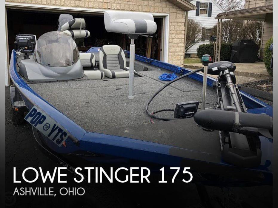 2013 Lowe Stinger 175