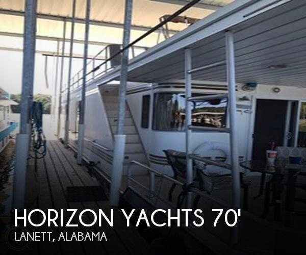 2003 Horizon Yachts 16 X 70