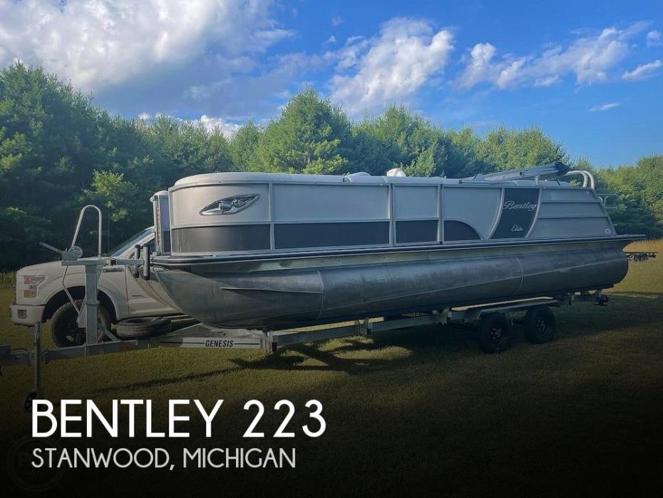 2021 Bentley Elite 223 Swingback
