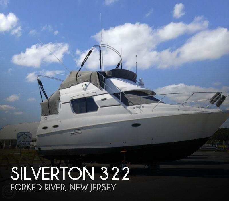 1998 Silverton 322