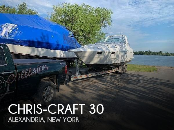 1992 Chris-Craft Crowne 302