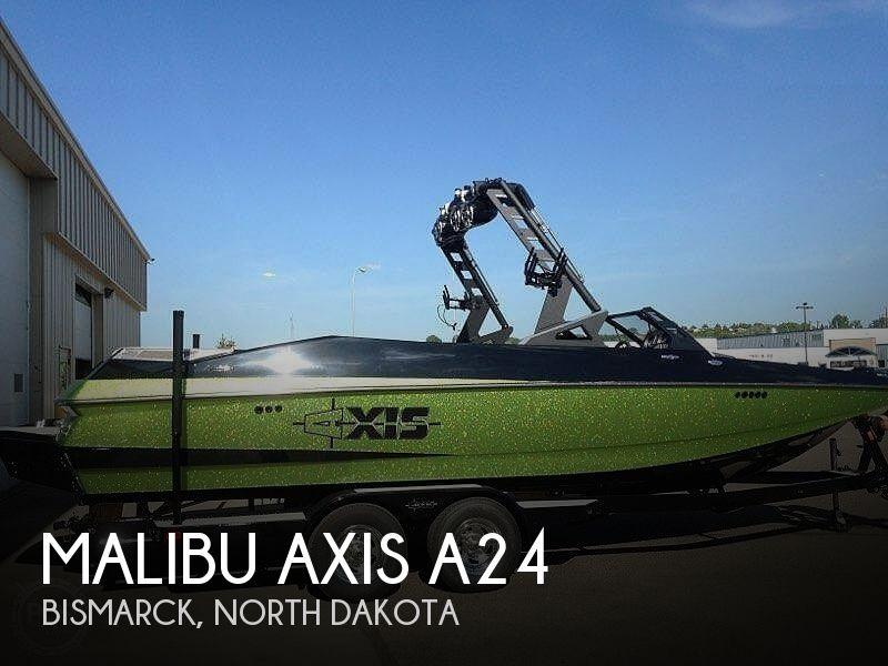 2017 Axis A 24