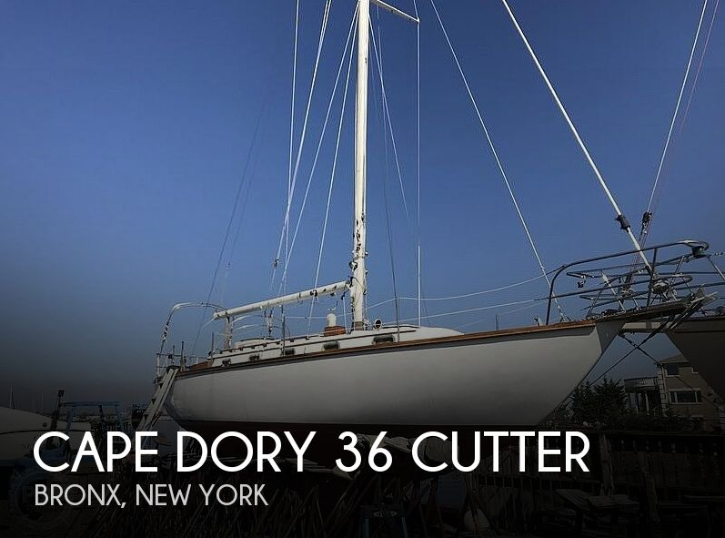 1982 Cape Dory 36 Cutter