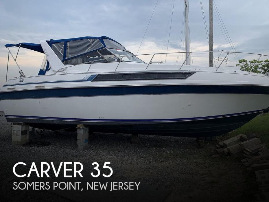 1990 Carver 3557 Montego