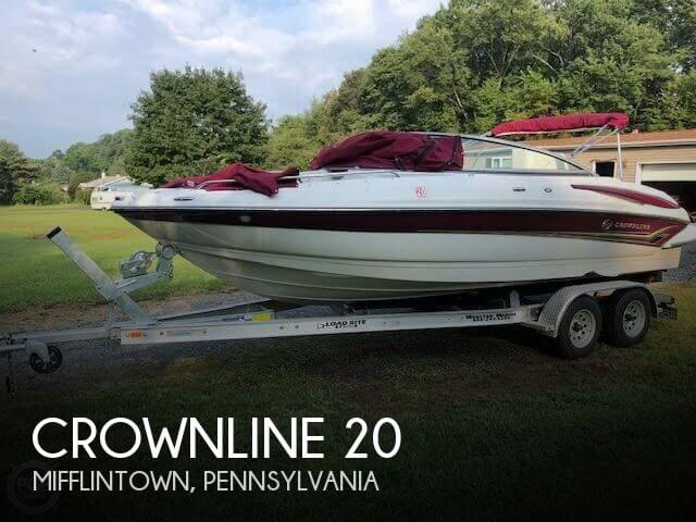 2006 Crownline 220 LS