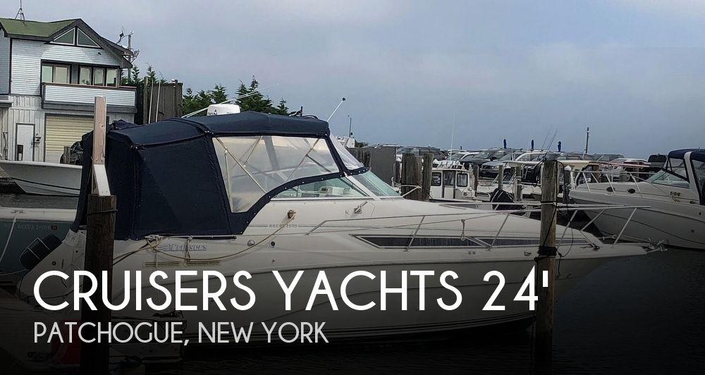 1992 Cruisers Yachts 2670 Rogue