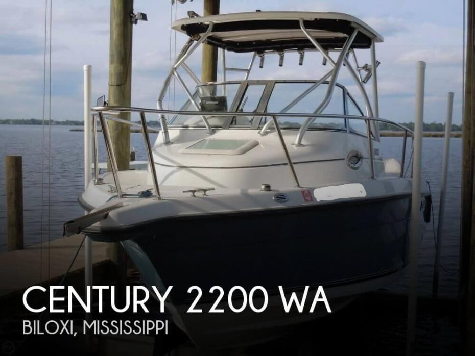 2007 Century 2200 WA