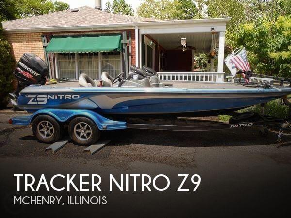 2014 Tracker Nitro Z9