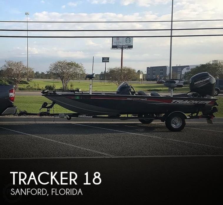 2018 Tracker 18