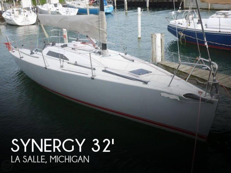 2003 Synergy 1000 Racing Yacht