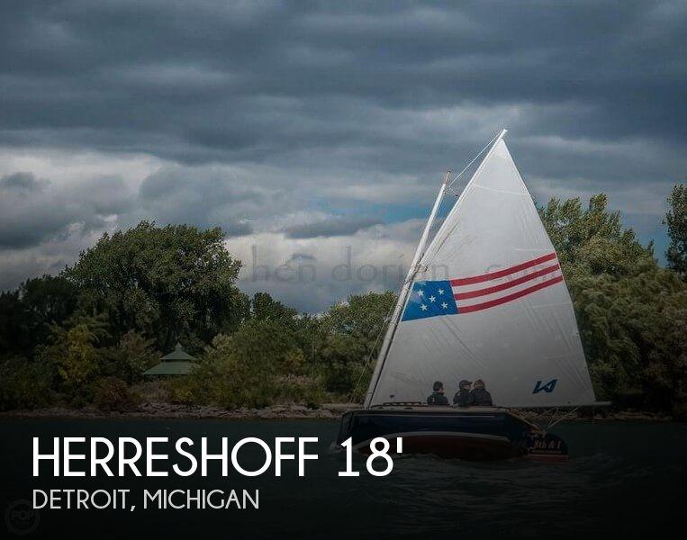 1972 Herreshoff 18 America