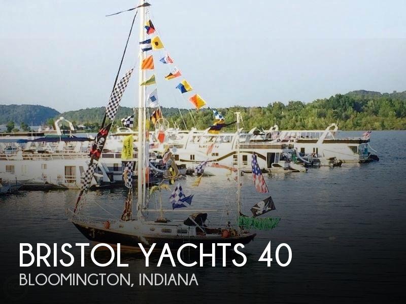 1974 Bristol Yachts 40