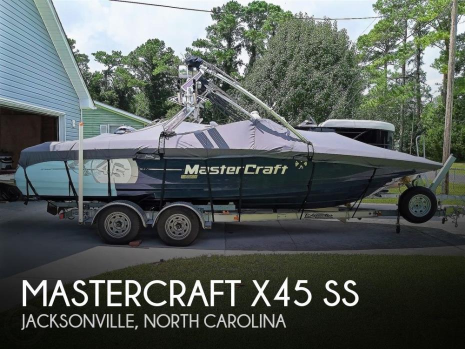 2009 Mastercraft X45 SS