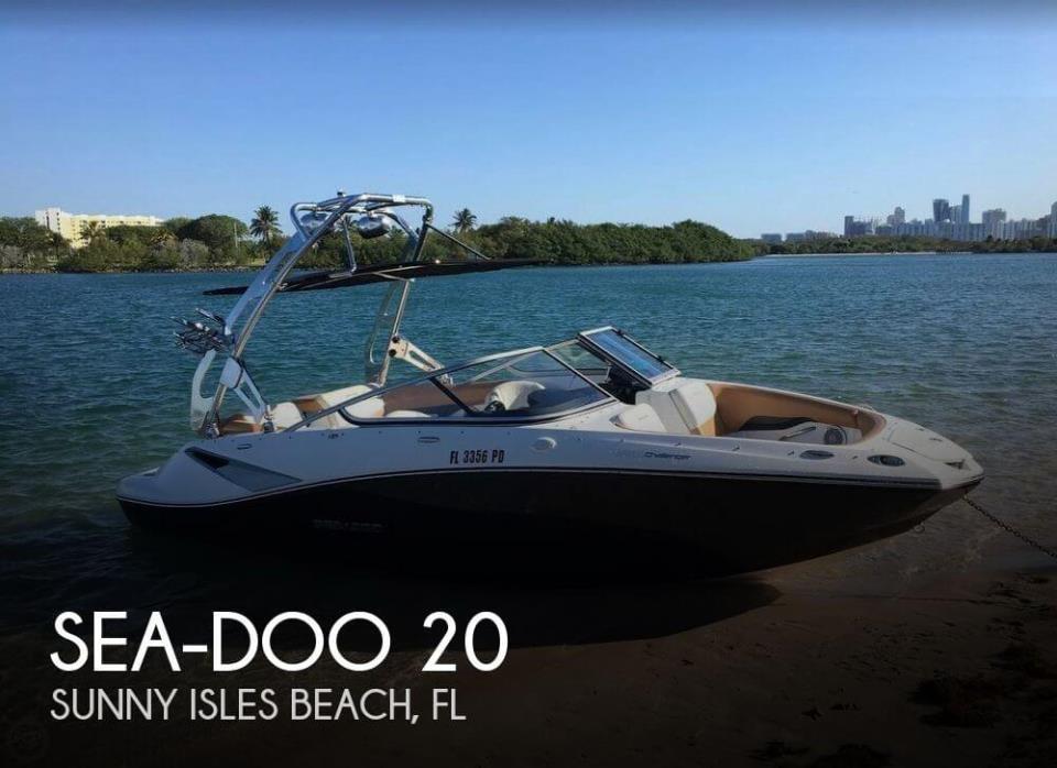2010 Sea-Doo 20