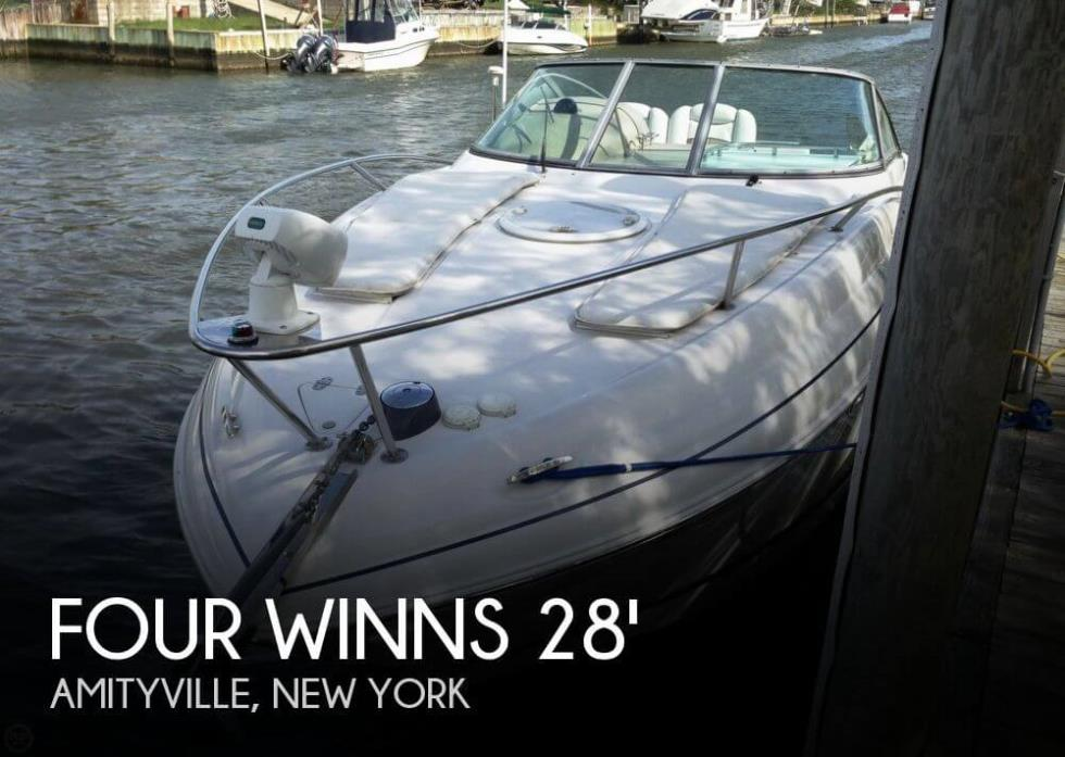 2006 Four Winns 278 Vista