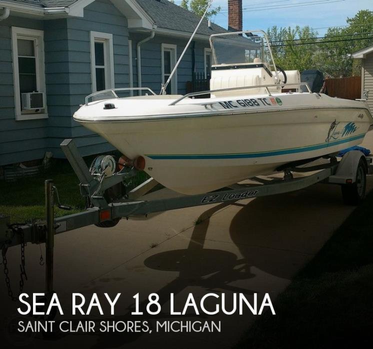 1997 Sea Ray 18 Laguna