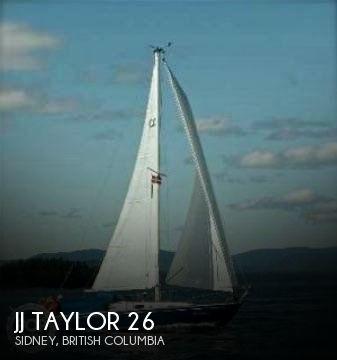 1976 JJ Taylor 26