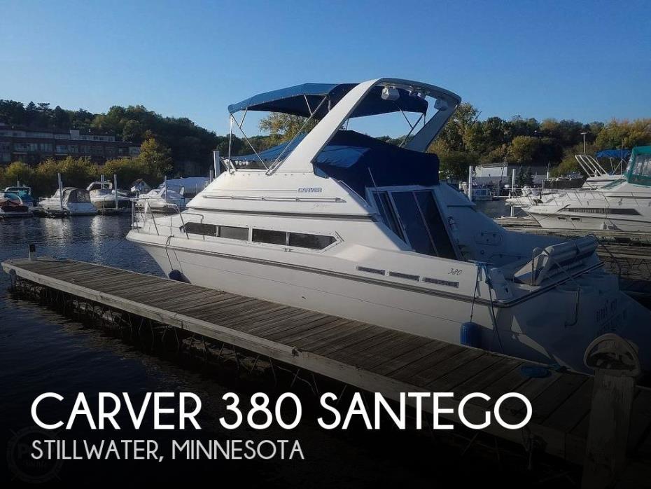 1993 Carver 380 Santego