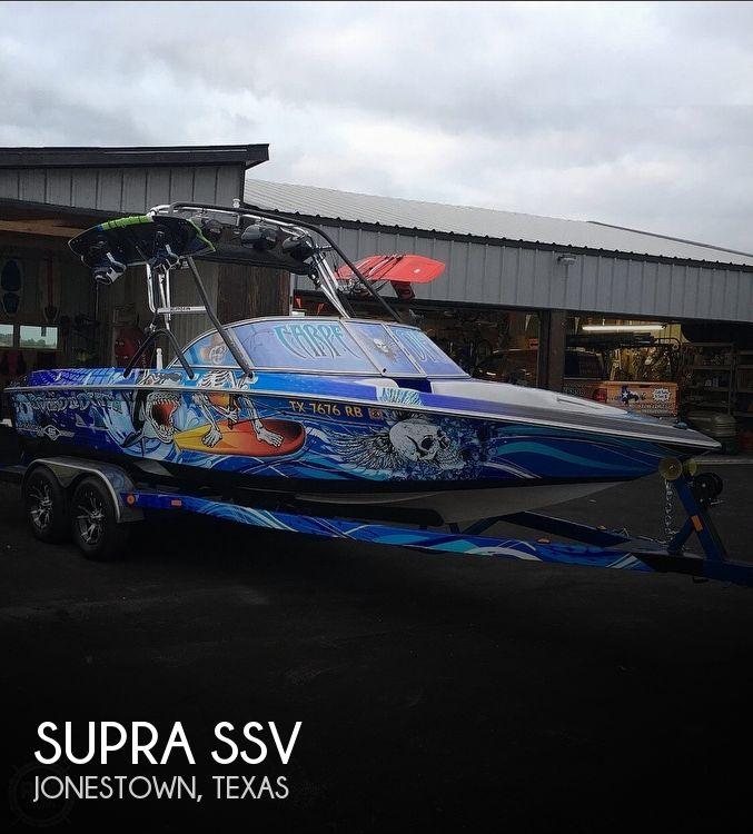 2003 Supra Launch SSV