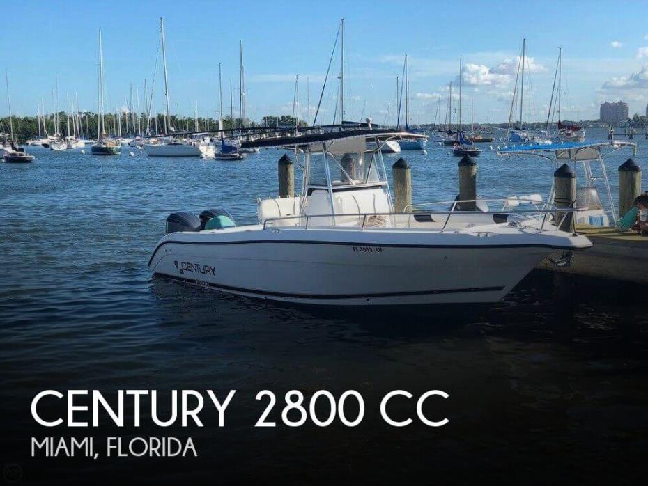 2000 Century 2800 CC