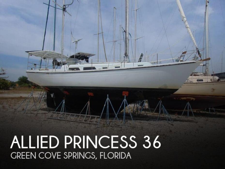 1975 Allied Princess 36