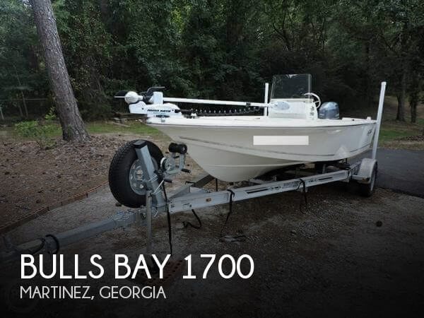 2015 Bulls Bay 1700