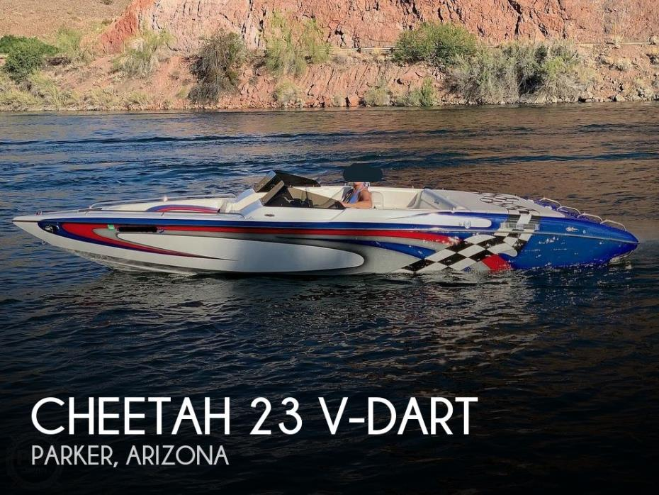 2012 Cheetah 23 V-Dart