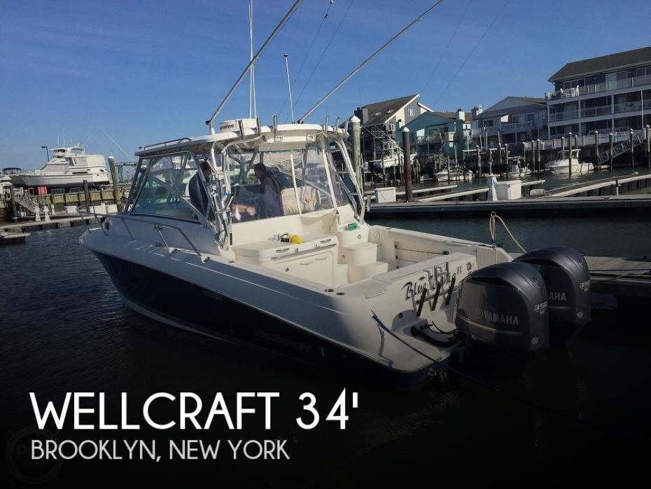 2009 Wellcraft 340 Coastal