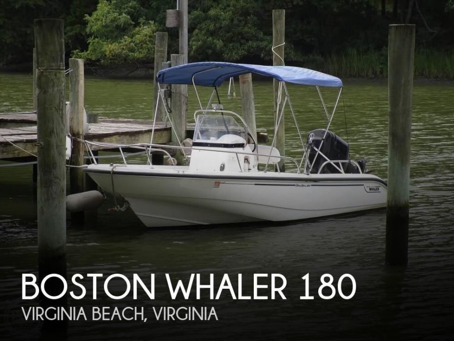 2003 Boston Whaler 180 Dauntless