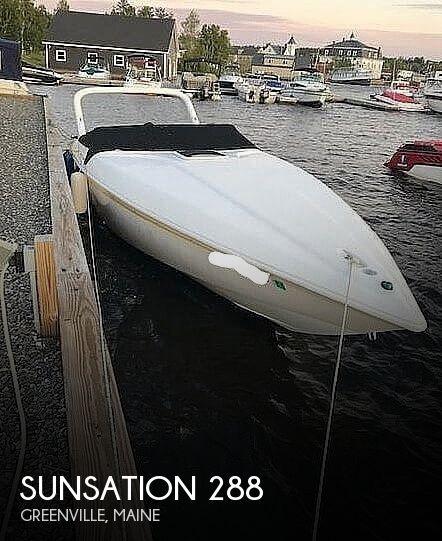 2002 Sunsation 288 Intimidator