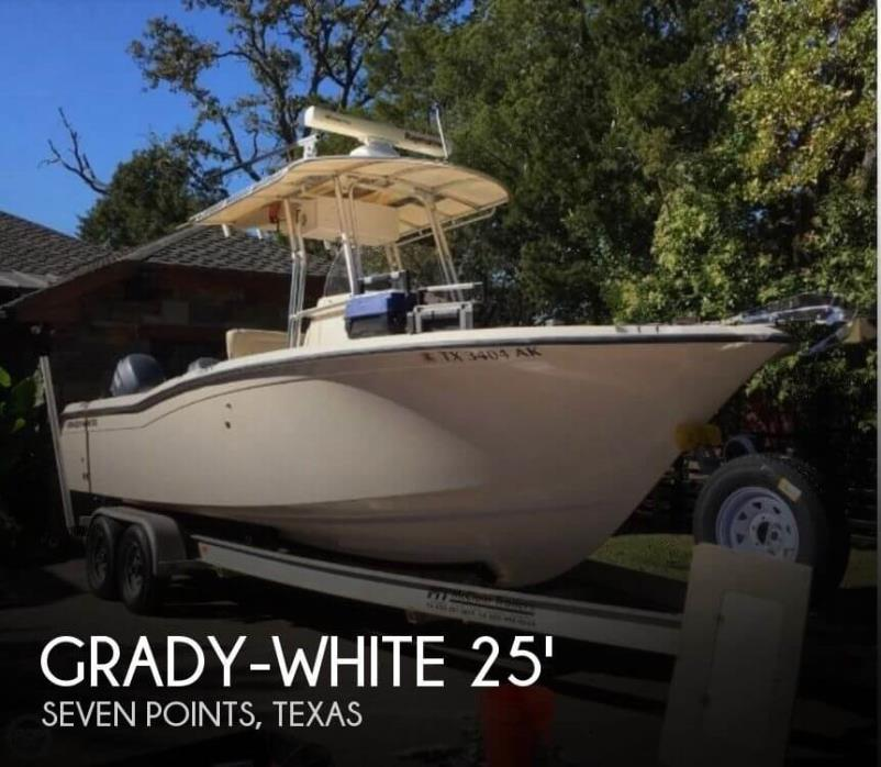 2007 Grady-White 257 Advance