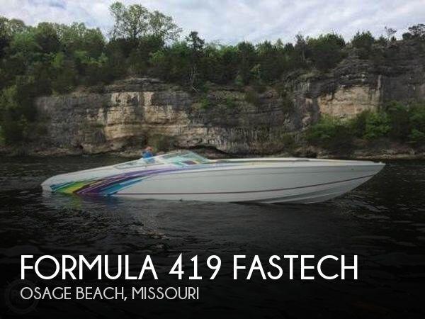 2000 Formula 419 FASTech