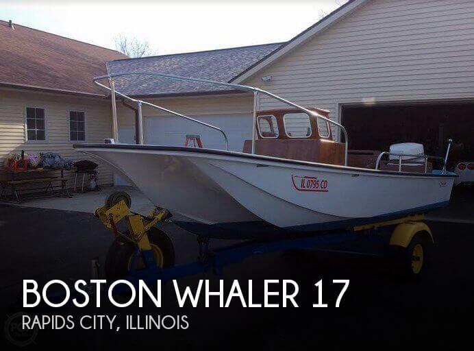 1964 Boston Whaler 17