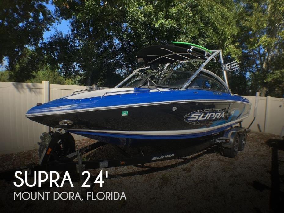 2008 Supra Launch 24SSV World Edition