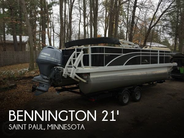 2016 Bennington 2221 SSXAPG