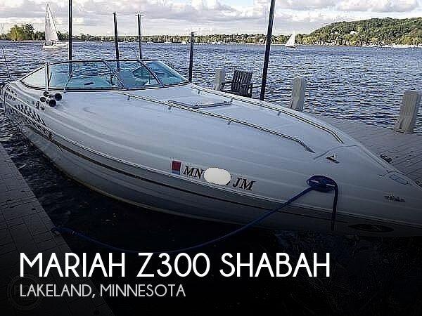 1999 Mariah Z300 Shabah