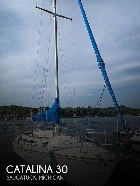 1983 Catalina Tall Rig